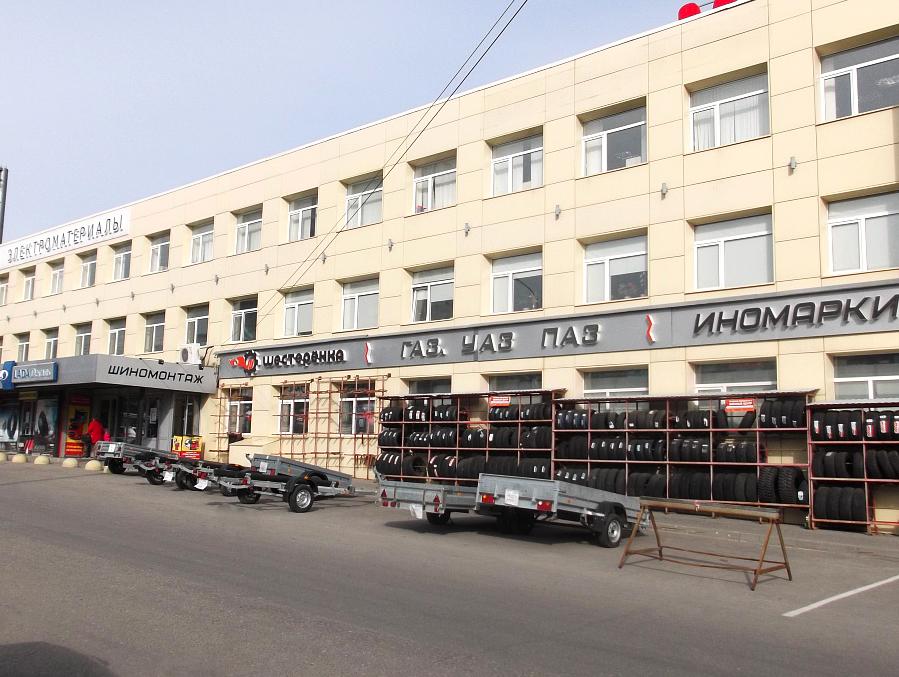 Казанское шоссе, 6